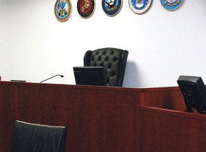 Military Courtroom