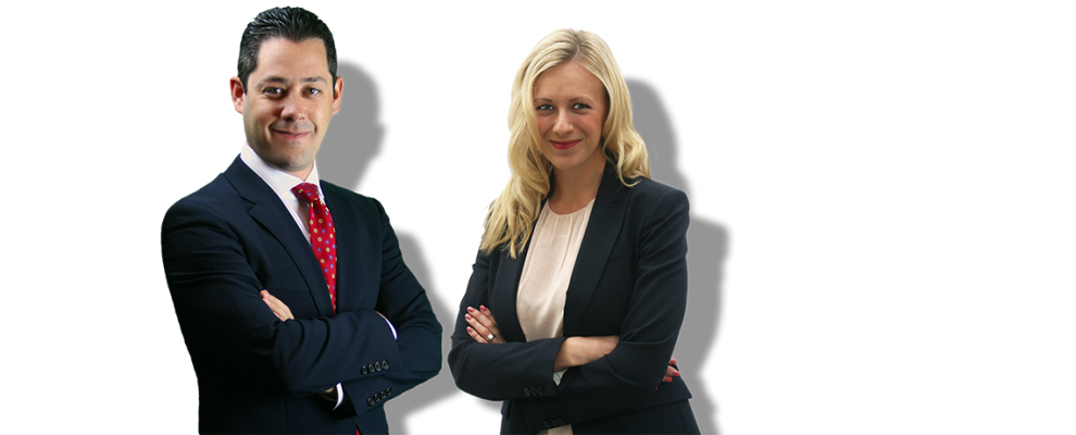 Andrew and Katie Cherkasky -- Your Best Military Defense Lawyers