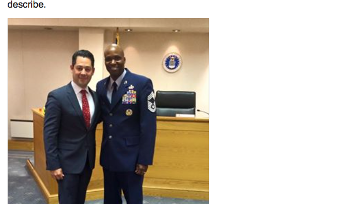 RAF Lakenheath Military Attorney